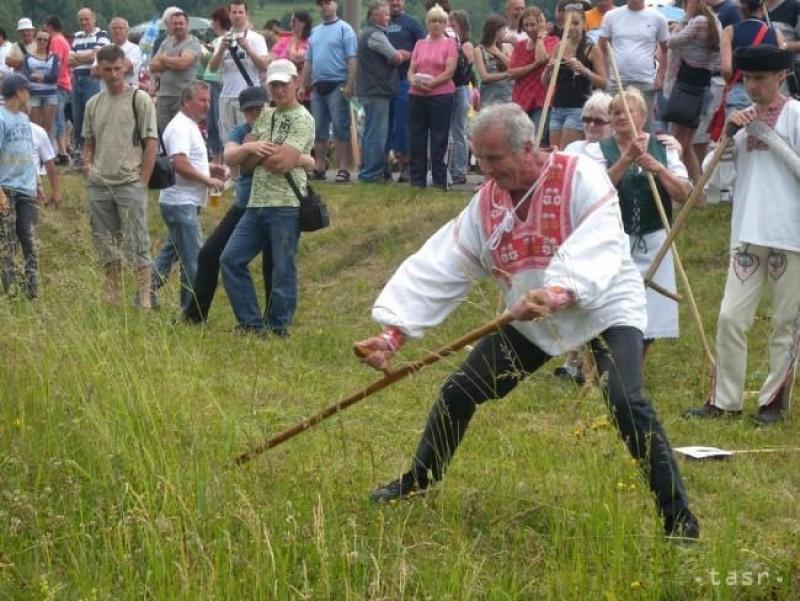 Obrázok: Kosenie pod Tatrami