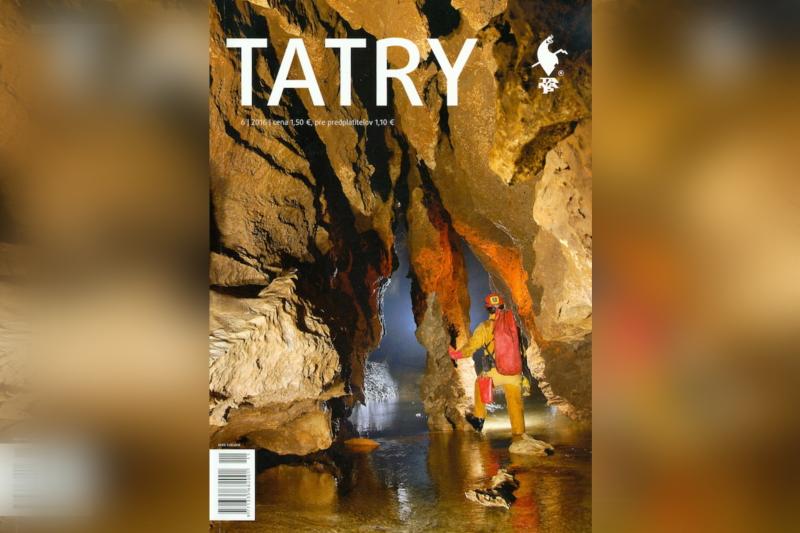 Obrázok: Posledné tohtoročné číslo TATIER je tu