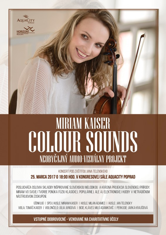 Obrázok: Miriam Kaiser - Colour Sounds