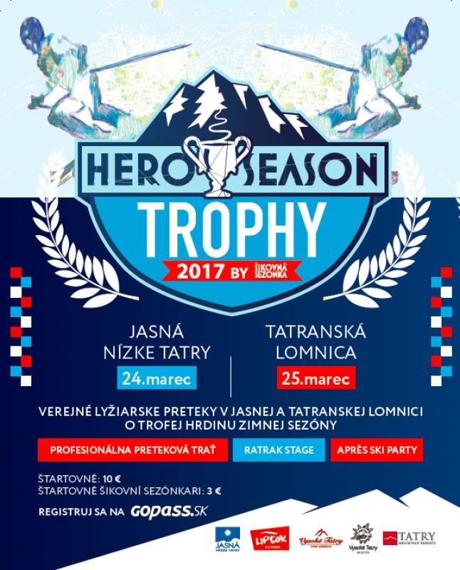 Obrázok: HERO SEASON TROPHY 2017 - Jasná