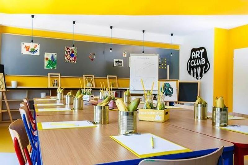 Obrázok: Tvorivé dielne pre deti a dospelých v ARTCLUBE