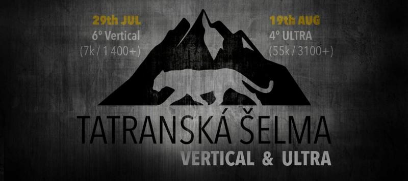 Obrázok: 6° Tatranská šelma Vertical 2017