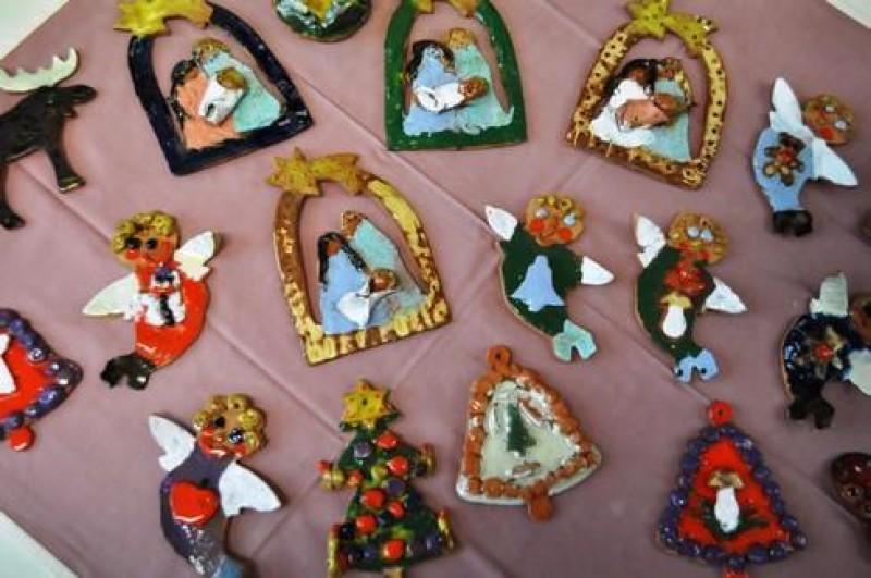 Obrázok: Vianočný ateliér