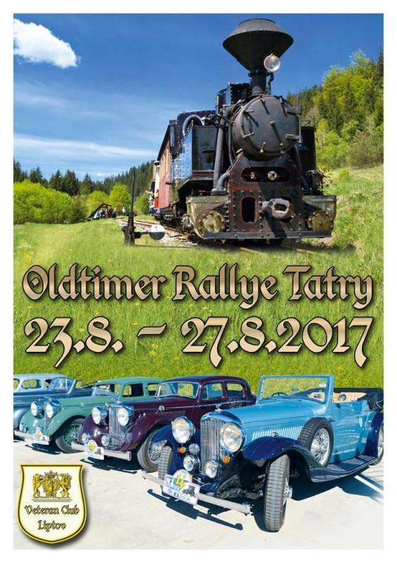 Obrázok: Oldtimer Rallye Tatry 2017