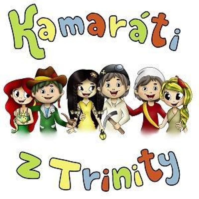 Obrázok: Kamaráti z TRINITY