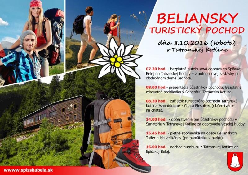 Obrázok: Beliansky turistický pochod
