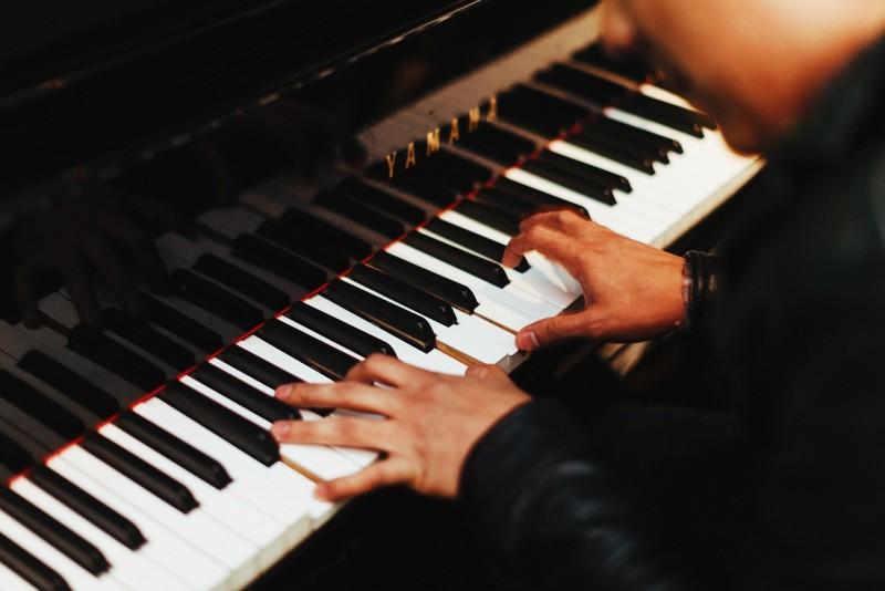 Obrázok: Hudobné večery s pianistom
