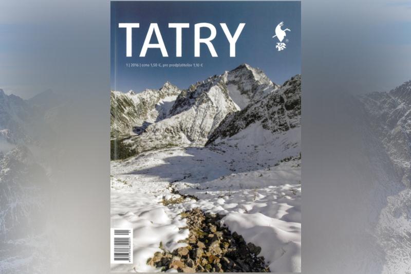 Obrázok: O čom sa dočítate v najnovšom čísle časopisu TATRY?